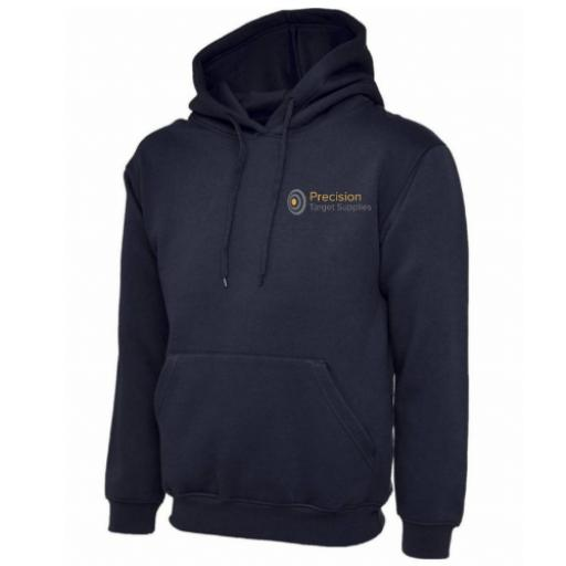 PTS Embroidered Hoody