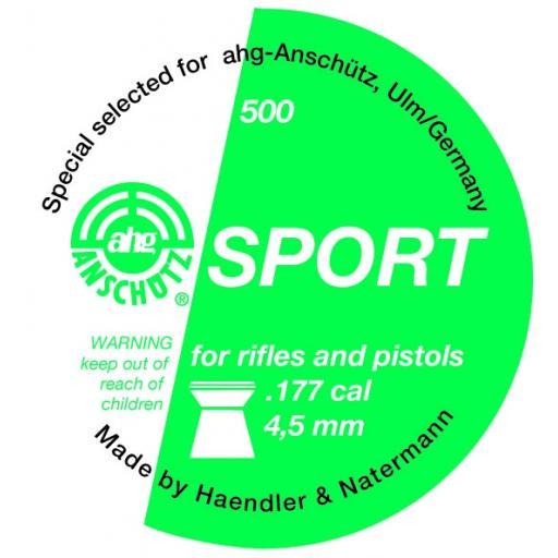 AHG Sport Pellets