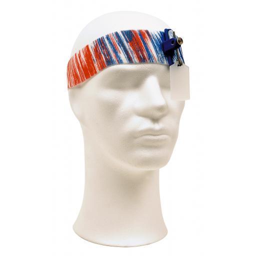 AHG Headband with Visor