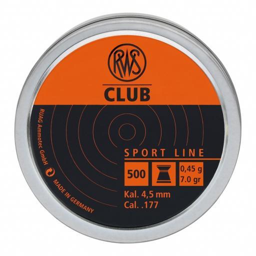 RWS Club .177