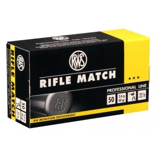 RWS Rifle Match